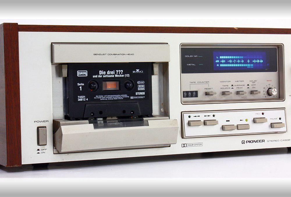 先锋 PIONEER CT-F850 卡座