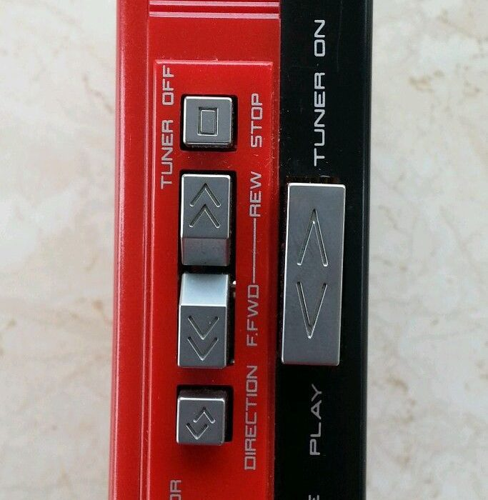 雅佳 AKAI PM-R2 磁带随身听