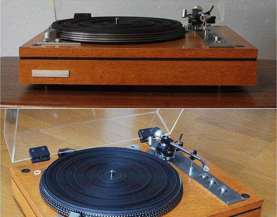安桥 ONKYO CP-700M 黑胶唱机
