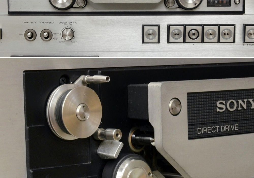 SONY TC-8750-2 开盘机