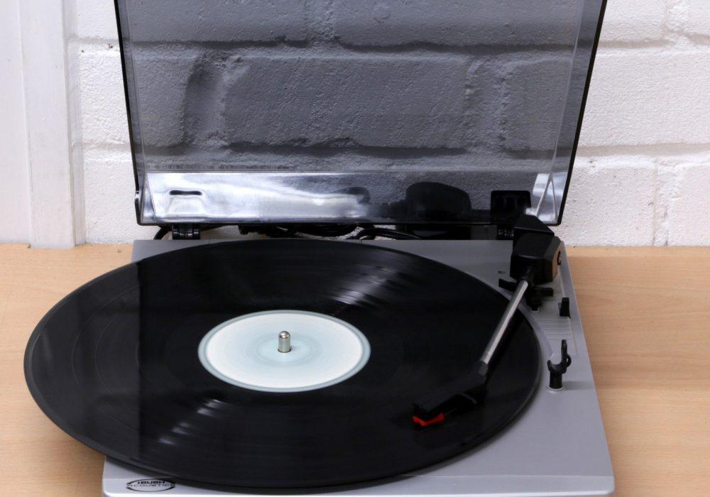 BUSH MTT1 黑胶唱机