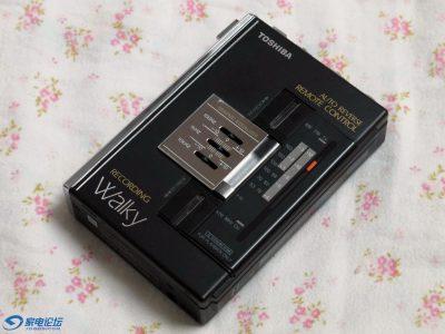 东芝 TOSHIBA KT-890 磁带随身听