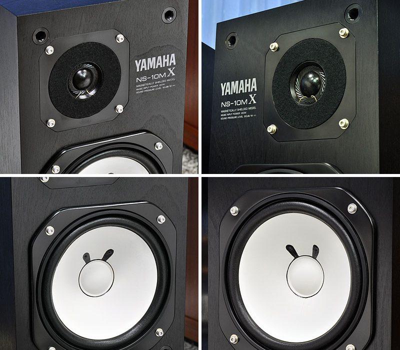 雅马哈 YAMAHA NS-10MX 书架音箱