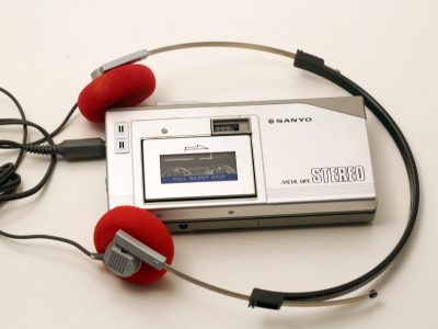 三洋 Sanyo M-X66 收录机