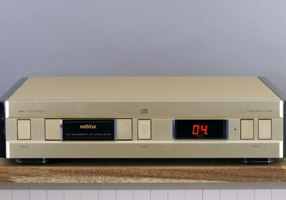 Revox H2 高级CD播放机