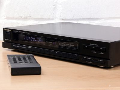 松下 Technics ST-X830L FM/MW/LW 收音头