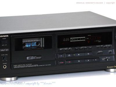 爱华 AIWA XK-S7000 三磁头三电机 高级卡座