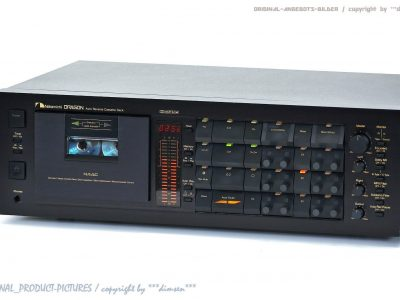 NAKAMICHI DRAGON High-End 磁带 Tape 卡座 1A-Zustand!! Revidiert+1J.Garantie!
