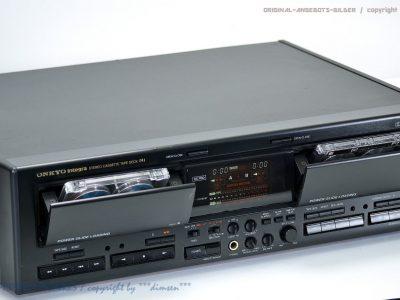 ONKYO Integra TA-RW9090 High-End 磁带n Tape 卡座! Revidiert+1J.Garantie! TOP