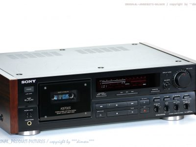 索尼 SONY TC-K870ES High-End 磁带n 卡座 ES-Serie Top-Zust.! Gewartet+1J.Garantie!