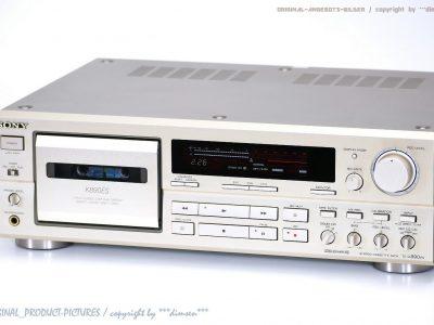 索尼 SONY TC-K890ES HighEnd ES 磁带 Tape 卡座 1A-Zustand! Revidiert+1j.Garantie!!