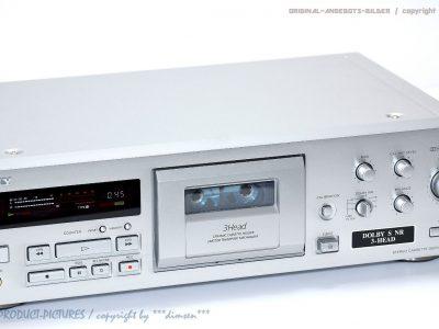 索尼 SONY TC-KB920S QS High-End 三磁头 磁带n Tape 卡座!! Revidiert + 1J.Garantie!