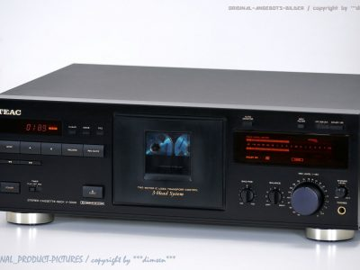 TEAC V-3000 High-End 卡座