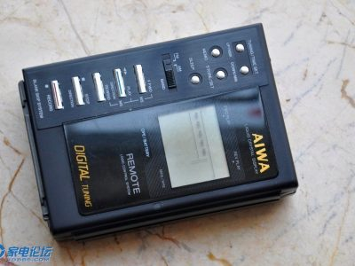 AIWA HS-JX101 / HS-JX959D + Panasonic RX-SA73 + SONY WM-GX506