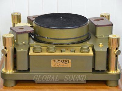 THORENS FRANTZ Reference 黑胶唱机