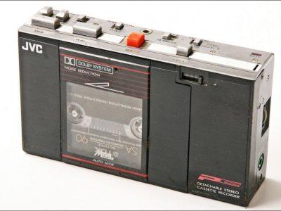 JVC PC-DM100J6 磁带随身听