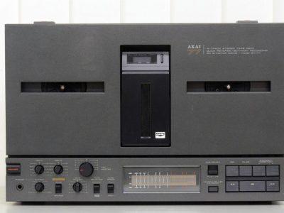 AKAI GX-77BL 开盘机