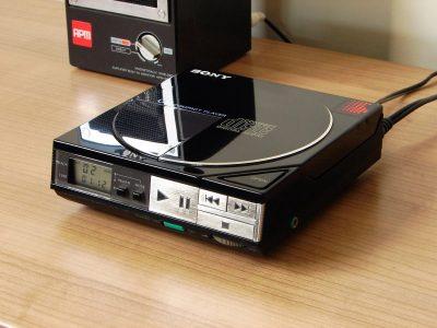 索尼 SONY D-5A (D-50) Discman CD随身听
