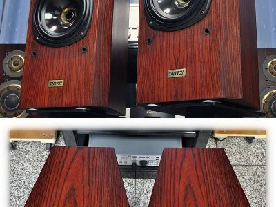 天朗 TANNOY D100-RoseWood 同轴音箱