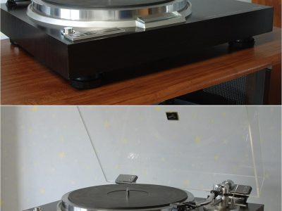 日立 TRIO KP-7070 黑胶唱机