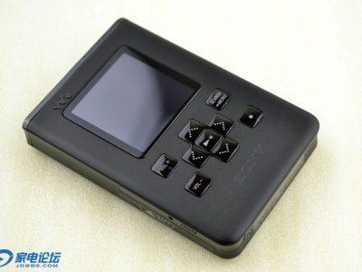 SONY NW-HD5 MP3播放器