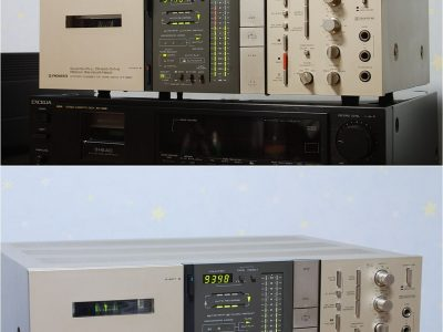 先锋 PIONEER TC-980 三磁头卡座