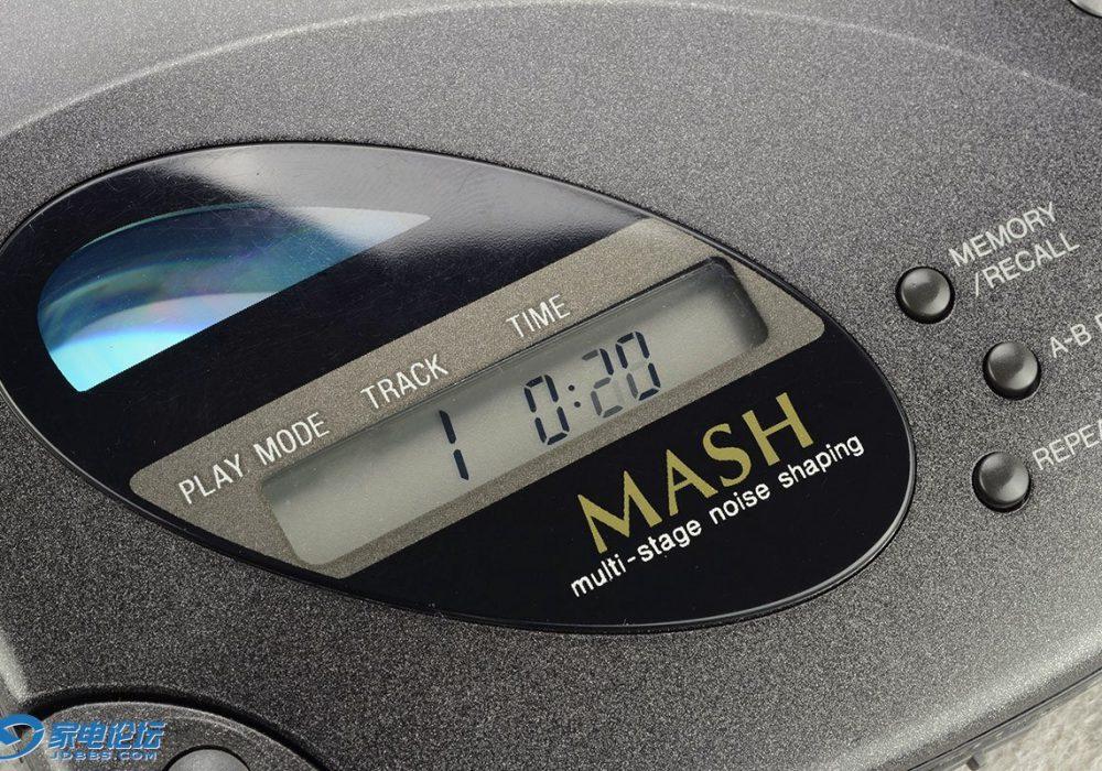 松下 Technics SL-XPS900 CD随身听