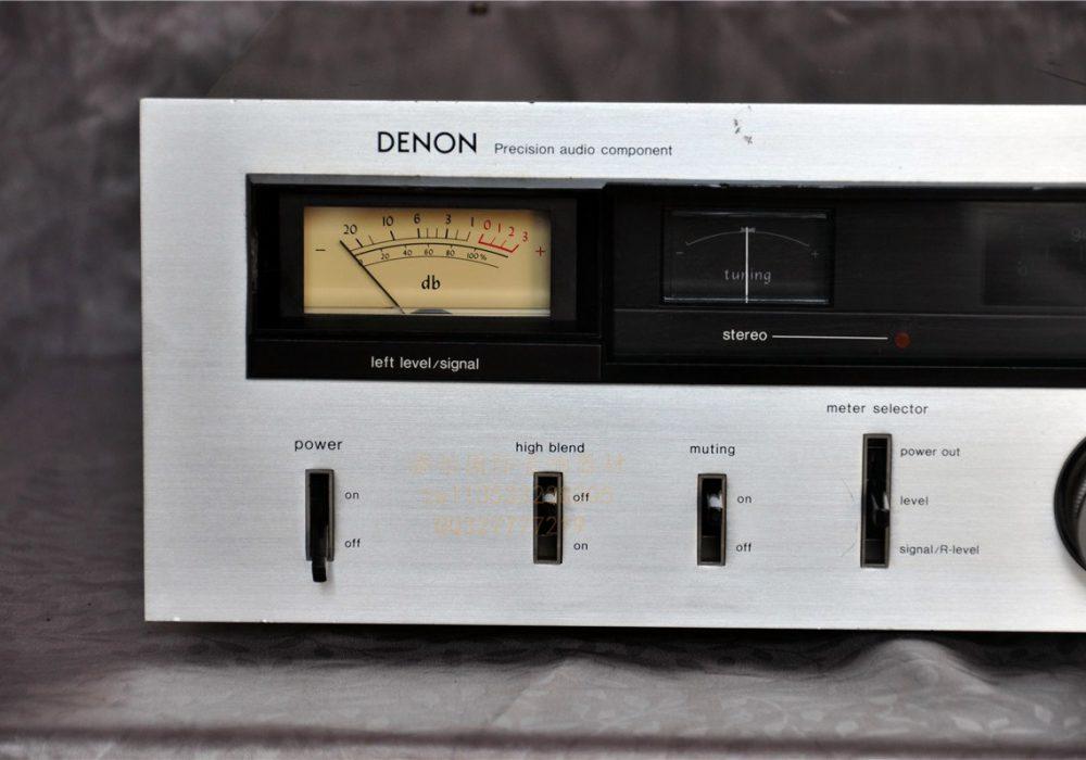 天龙 DENON TU-501 收扩机