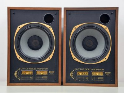TANNOY LITTLE GOLD MONITOR (LGM) 音箱