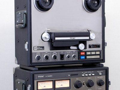 TEAC A-7400RX 开盘机