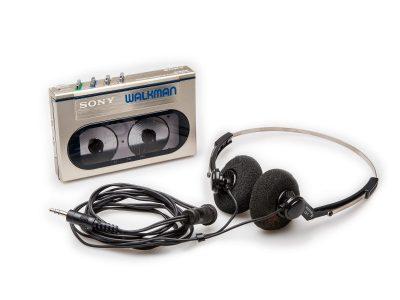 索尼 SONY WM-10 Walkman 磁带随身听