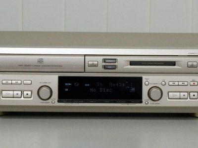 SONY MXD-D3 CD/MD播放机