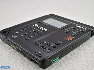 索尼 SONY D-350 CD随身听