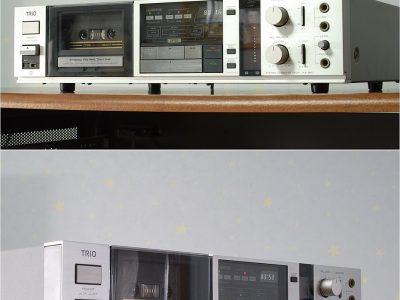 KENWOOD KX-880 卡座
