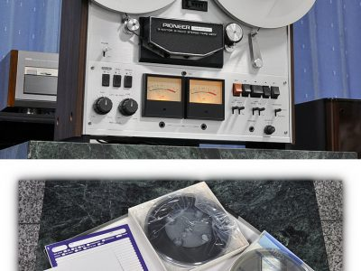 PIONEER RT-1011H 开盘机