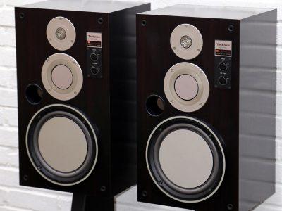 松下 Technics SB-X500 3分频 书架音箱