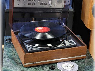 Dual 1214 黑胶唱机