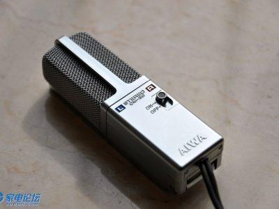 爱华 AIWA CM-30 话筒