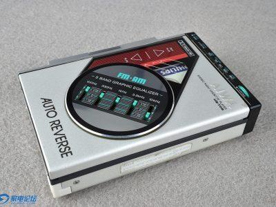 爱华 AIWA HS-T09 磁带随身听