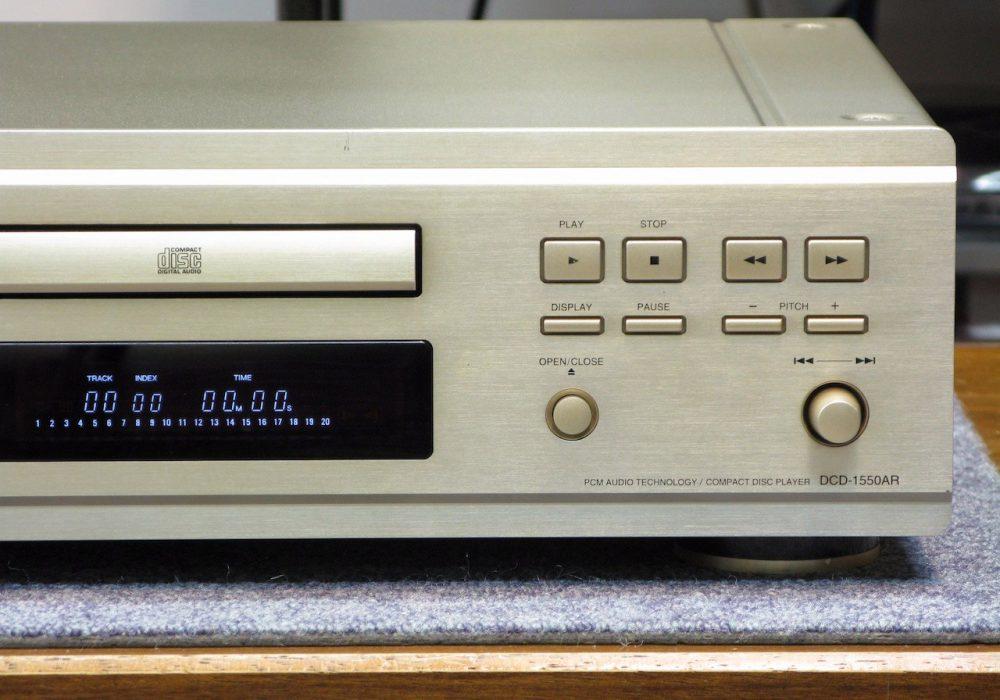 DENON DCD-1550AR CD播放机