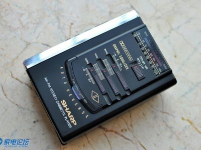 夏普 SHARP JC-527 磁带随身听