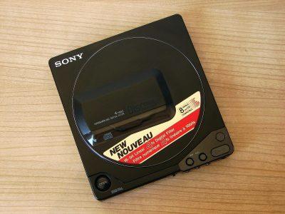 索尼 SONY D-250 (D-25) Discman CD随身听