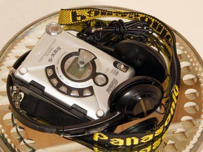 松下 Panasonic RQ-SW88V AM/FM 磁带随身听