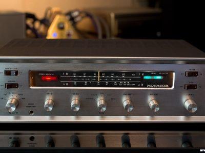 MONACOR STA-300X 电子管收扩机
