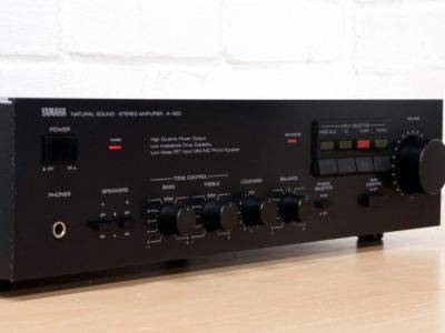 雅马哈 YAMAHA AX-420 功率放大器