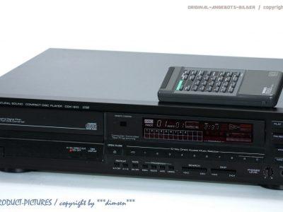 雅马哈 YAMAHA CDX-810 CD 播放机