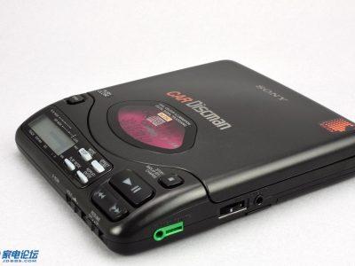 索尼 SONY D-808K CD随身听