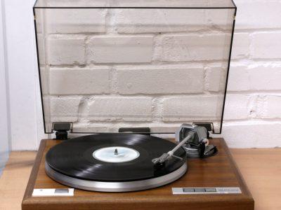 DUAL CS-5000 黑胶唱机
