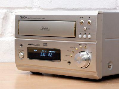 天龙 DENON UD-M50 3碟 CD播放机