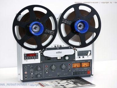REVOX PR99 MKIII 开盘机